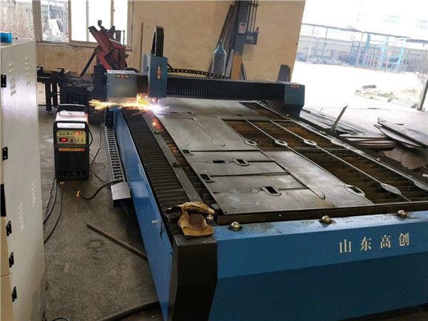 1325 Chine découpeuse en métal de plasma CNC
