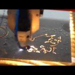 Machine de découpe cnc à plasma portable en acier inoxydable 1325