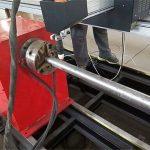 2018 nouveau type portable machine de coupe-tube à plasma en métal, machine de découpe de tube en métal cnc