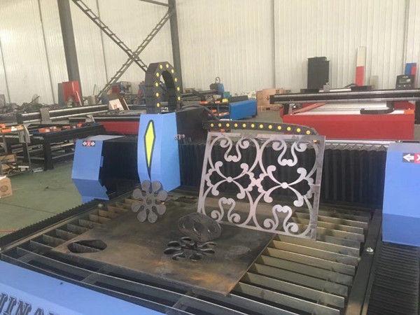 Coupeur automatique de machineplasma de coupeur de profil de tuyau de cuttercnc de tuyau léger pour le tuyau léger