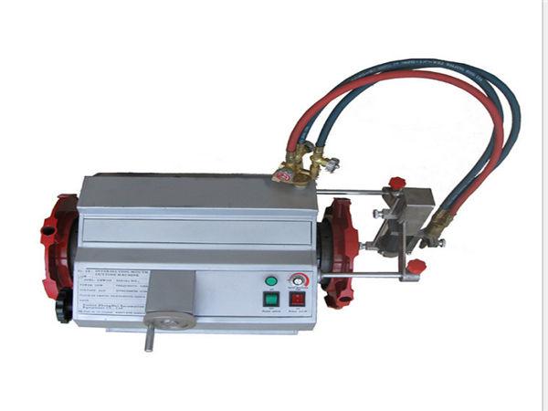 Machine de découpe de tuyaux en acier inoxydable CNC Plasma
