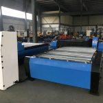 Chine 1325 1530 pas cher hauteur contrôleur de la torche plasma huayuan métal en acier de coupe cnc plasma machine de découpe