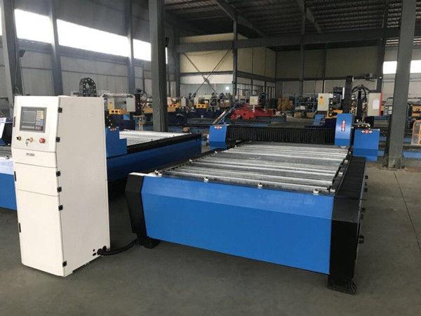 Chine 1325 1530 pas cher torche contrôleur de hauteur plasma huayuan métal en acier de coupe cnc plasma machine de découpe