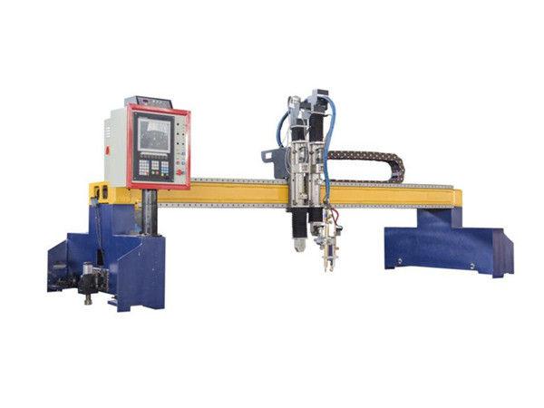 Machine de découpe au plasma et à la flamme CNC de type à portique pour chantiers navals de Shanghai Laike - Tayor Cutting Machinery