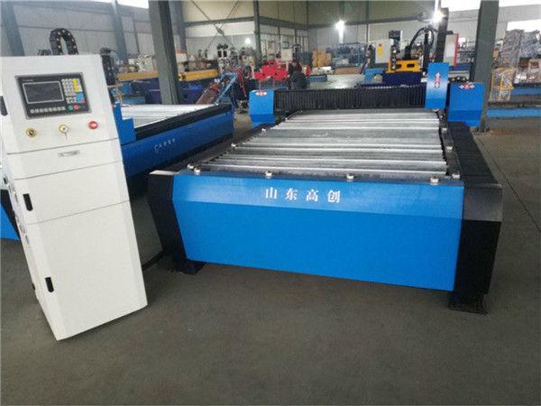 Machine de découpe au plasma CNC Jinan CE Profession 1325