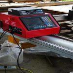 découpeuse numérique portative de commande numérique par ordinateur / découpeuse de plasma en métal