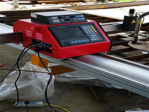 NHC-1525 CNC Portable machine de découpe numérique machine de découpe plasma