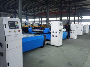 nouvelle conception de bureau / profil de banc plasma / coupe à la flamme fabricants de machines cnc bureau plasma machine de découpe à la flamme