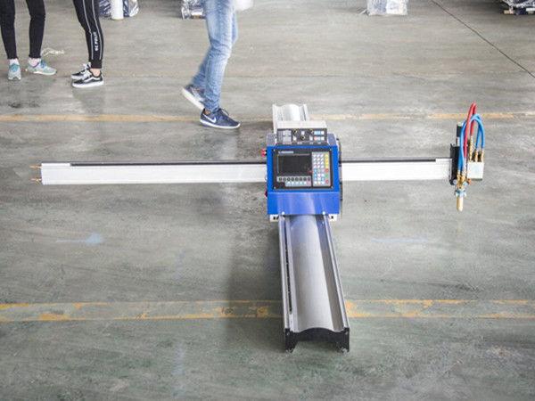 Nouvelle technologie micro START coupe-métaux CNC / machine de découpe plasma cnc portable