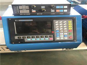 coupeur portatif de plasma de flamme de commande numérique par ordinateur, découpeuse de gaz de plasma de flamme
