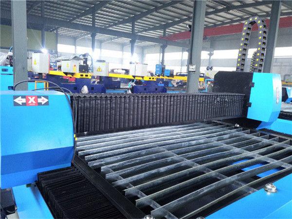 Pratique et économique haute précisionperformance traitement des métaux machineportable CNC plasma Machine de découpe Zk1530