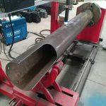 arbre rotatif cnc tube tube faible coût cnc plasma machine de découpe