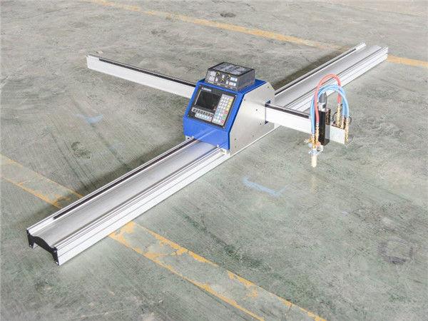 Métal en acier de coupe à faible coût machine de découpe plasma cnc 1530 IN JINAN exportée dans le monde entier CNC
