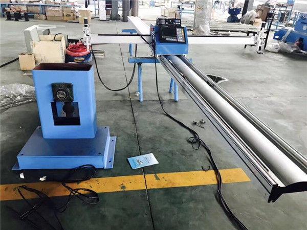 XG-300J Machine à profiler les tubes et à découper les plaques CNC 3 axes