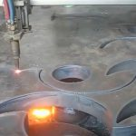 Ce approuvé machine de coupeur de plasma cnc de la flamme de coupe flamme portable en Chine usine