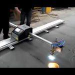 fabricant de porcelaine portable cnc plasma machine de découpe