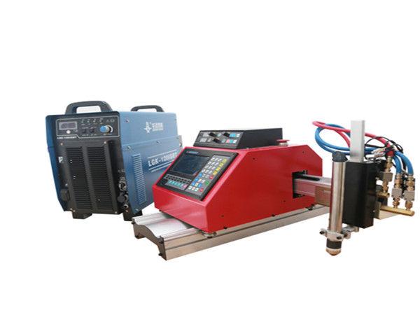 découpeuse de plasma de commande numérique par ordinateur portable de haute qualité petite pour la tôle d'acier galvanisée