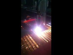 découpeuse industrielle de plasma de commande numérique par ordinateur fournissant la puissance de plasma de haute qualité