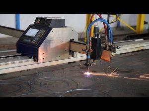 machine de découpe plasma mini cnc portable à faible coût