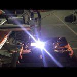 découpeuse de plasma de gaz de cnc portative à prix réduit