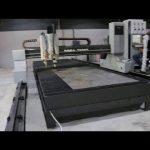 machines vrai trou cnc plasma machine de découpe chine