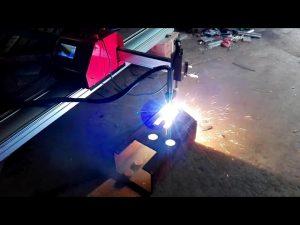 fabricant pas cher portable cnc plasmaflame cutter, buse de coupe au plasma et électrode