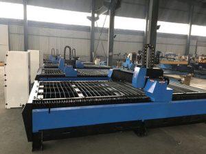 traitement des métaux petite machine de découpe plasma cnc avec une grande précision