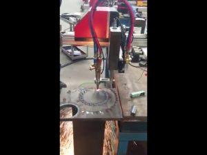 cnc portable coupe-flammes mini cnc machine de découpe plasma machine de découpe cnc