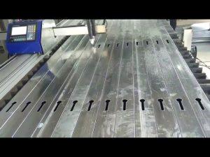 découpeuse de flamme de commande numérique par ordinateur de coupeur de plasma de commande numérique par ordinateur de cnc pour le métal