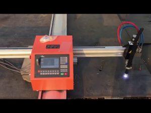 découpeuse de plasma de gaz de commande numérique par ordinateur de flamme portative