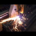 Machine de découpe plasma cnc en acier inoxydable RB 1530